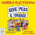 Audio cover - Give Peas A Chance
