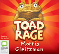 Audio cover - Toad Rage
