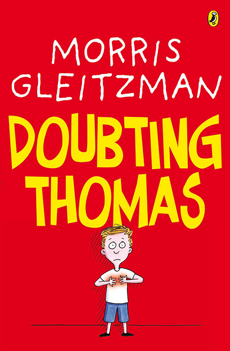 Book cover - Doubting Thomas
