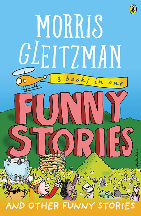 Book cover - Funny Stories