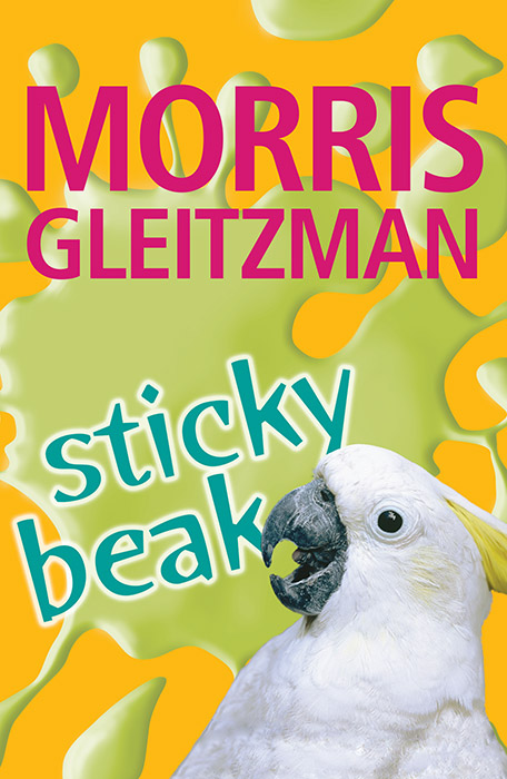 Book cover - Sticky Beak