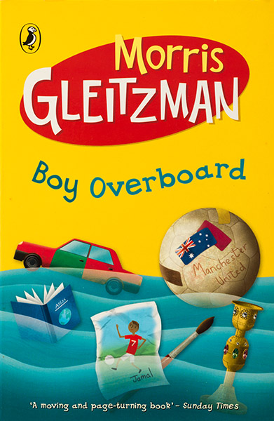 boy overboard morris Morris gleitzman, author of boy overboard , a children's novel based on a fictional account of the journey of afghan child refugees [see: nurturing a sense of fairness and humanity], spoke with kaye tucker last month about his work.