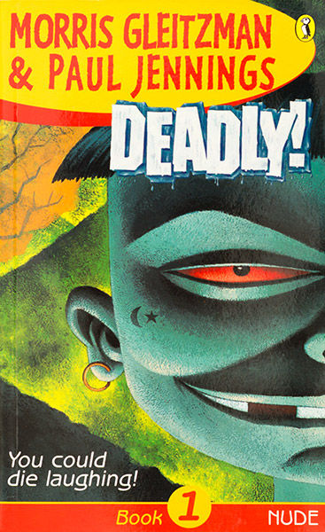 Deadly part 1 of 6 2000 cover