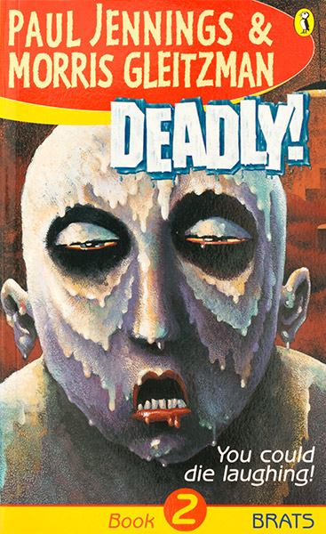 Deadly part 2 of 6 2000 cover