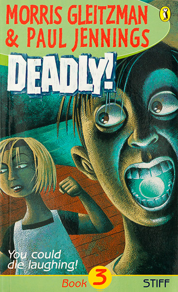 Deadly part 3 of 6 2000 cover