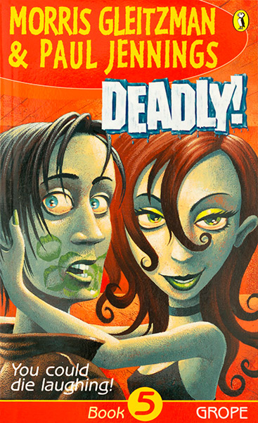 Deadly part 5 of 6 2001 cover