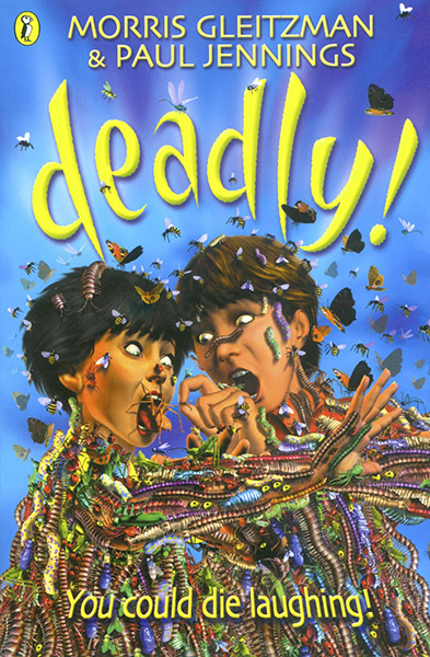 Deadly! UK 2001 cover