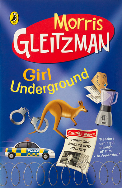 Girl Underground UK 2005 cover