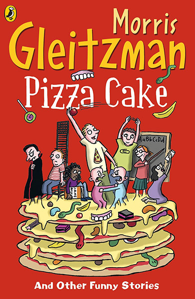 Pizza Cake UK 2012 cover