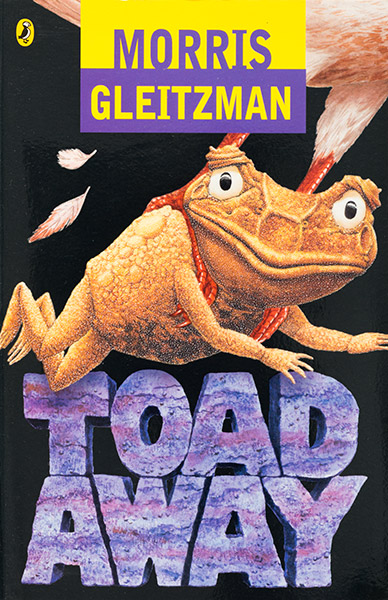 Toad Away 2003 cover