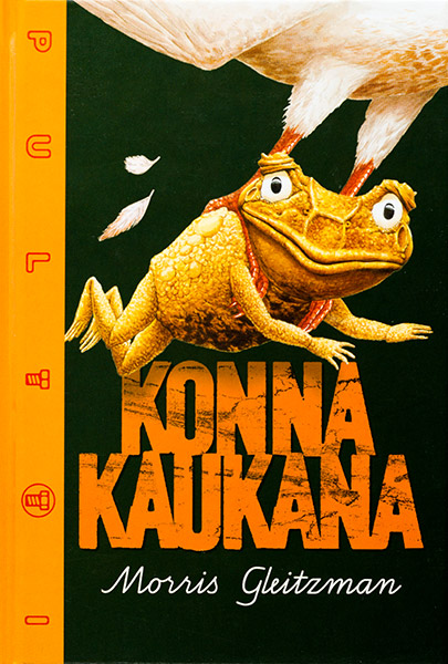 Toad Away Finland 2005 cover