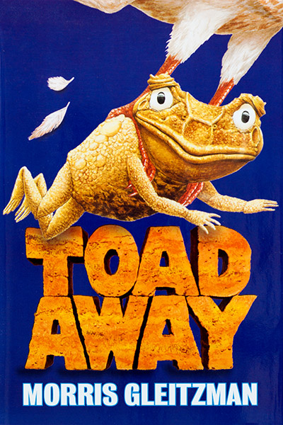 Toad Away USA 2006 cover