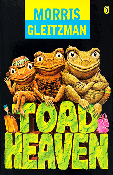Toad Heaven 2001 cover
