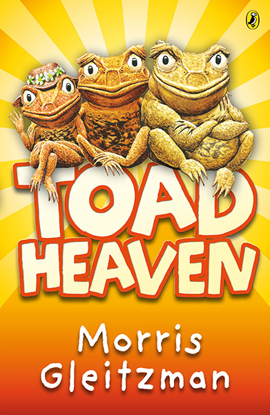 Toad Heaven 2008 cover