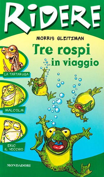 Toad Heaven Italy 2004 cover