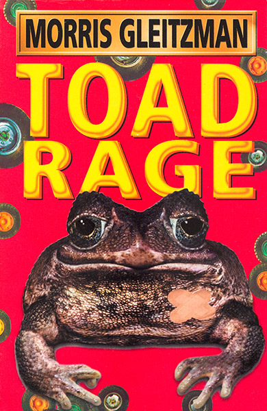Toad Rage UK 2000 cover