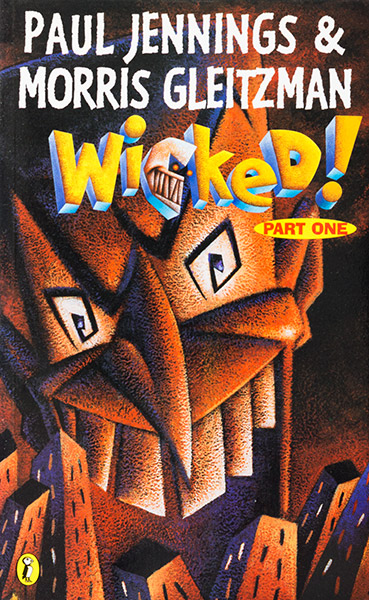 Wicked! Book 1 1997 cover