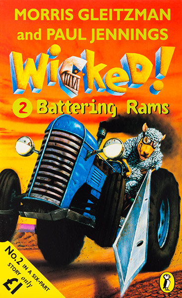 Wicked! Book 2 UK 1998 cover