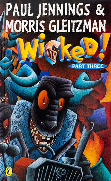 Wicked! Book 3 1997 cover