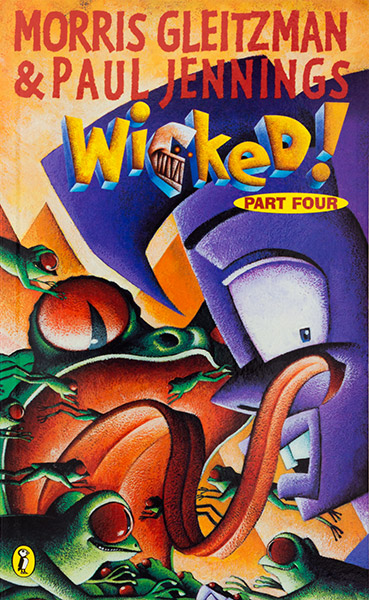 Wicked! Book 4 1997 cover