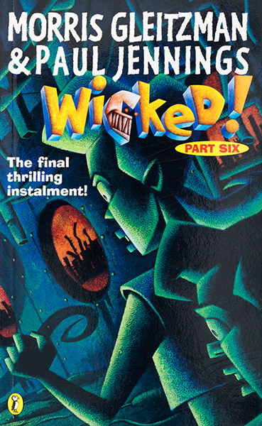 Wicked! Book 6 1997 cover