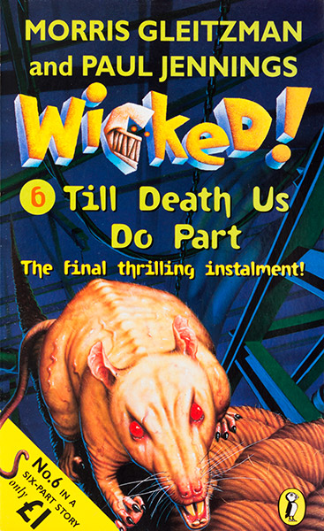 Wicked! Book 6 UK 1998 cover