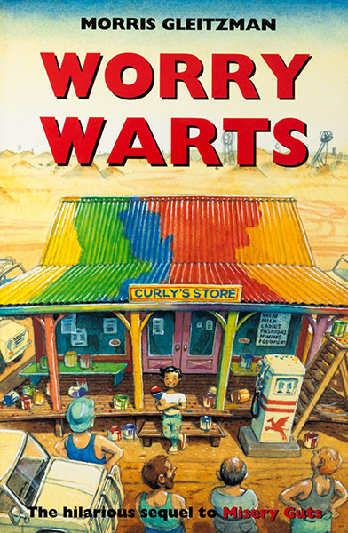 Worry Warts 1991 cover