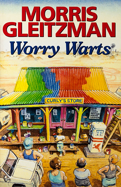 Worry Warts 1995 cover