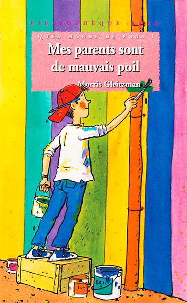 Worry Warts France 1998 cover